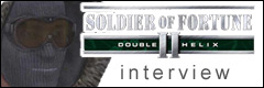 Soldier Of Fortune II: Double Helix Interview